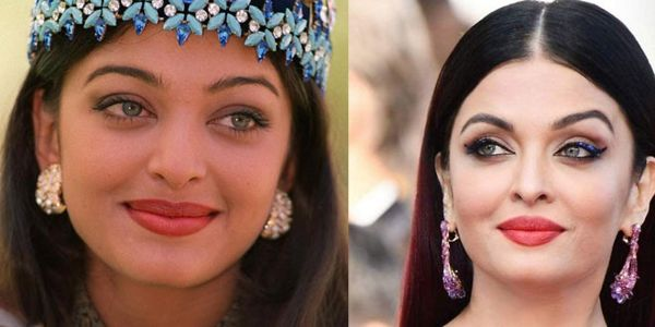 10 Bollywood Actress Plastic Surgery: Before And After ...