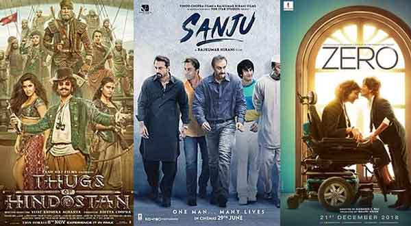 Bollywoods Top 10 Highest Opening Day Grosser 2018 List Janbharat