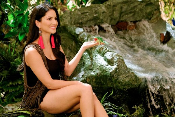 Sunny Leone Hot  Sexy Photos With Bikini  Hd, Hq Images  Wallpapers - Janbharat Times-9418