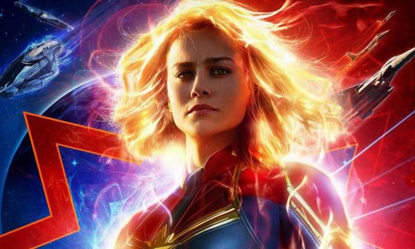Captain Marvel 4th Day Box Office Collection: Good Hold On Monday