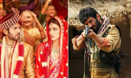 Luka Chuppi, Sonchiriya 1st Day Box Office Collection