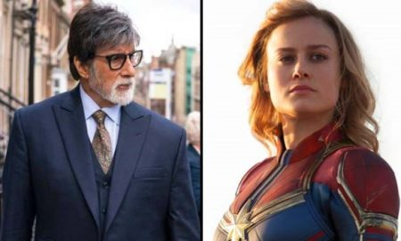 Badla & Captain Marvel 6th Day Collection: Amitabh-Taapsee starrer is steady, Superhero film goes down