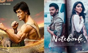 Junglee, Notebook 7th Day Box Office Collection