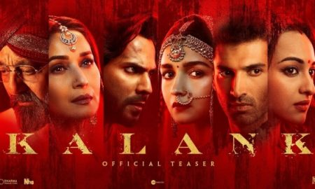 Kalank 3rd day box office collection