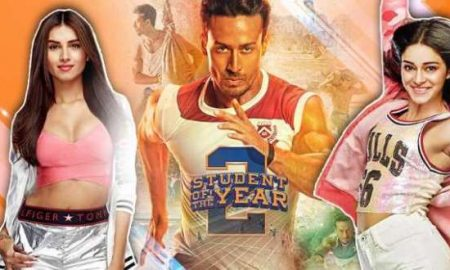 Student Of The Year 2 Trailer Review