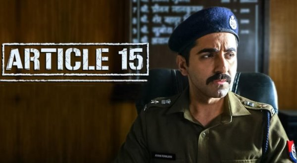 Article 15 4th Day Box Office Collection, Ayushmann Starrer Scores On First Monday