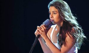 Actor-Songtress Alia Bhatt speaks about her YouTube Channel