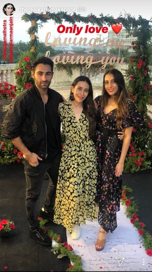 Armaan Jain engaged to girlfriend Anissa Malhotra