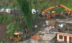Solan: Building Caves in, 7 dead, more than 23 injured