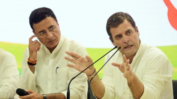 CMs of Congress-ruled states to meet Rahul Gandhi today