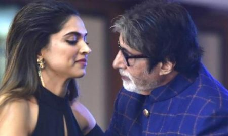 Deepika and Amitabh are most admired Indian actors
