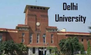 Delhi University admits over 9100 students in first two days