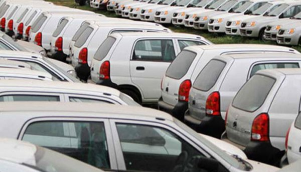 Drop in Automobile sale for 8 month in a row