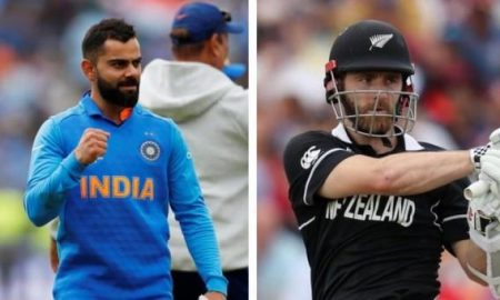 ICC World Cup 2019 India vs New Zealand Semi-Final