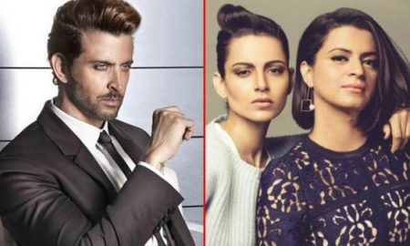 The Kangana-Hrithik circus doesn't seem to end – Thanks sister Rangoli Chandel