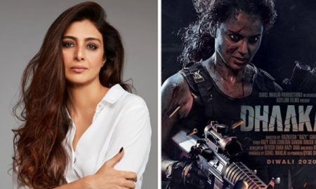 Tabu to be roped in for Kangana Ranaut's 'Dhaakad'?