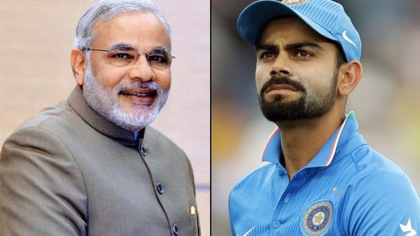 PM Modi's heartfelt message for team India after their defeat against NZ in ICC World Cup 2019 semi-final