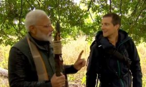 "To increase wildlife awareness, Narendra Modi will feature in ""Man Vs Wild"""