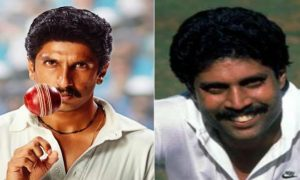 Ranveer Singh as Kapil Dev in 83 first look