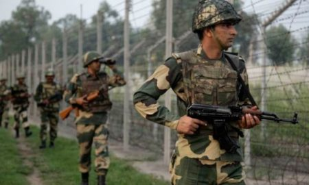 Third Ceasefire Violation By Pakistan In Last Three Days; One Soldier Martyred