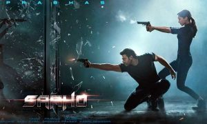 Saaho new poster: Shraddha-Prabhas look fierce in the action poster