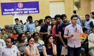 Students from Maharashtra Were Denied Admission By Delhi University