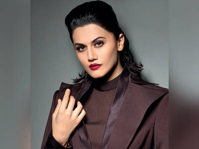 Taapsee Pannu to play Rupa Singh - India's first female horse jockey