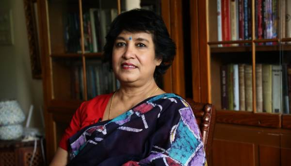 Taslima Nasreen's Residence Permit Extended For 1 Year