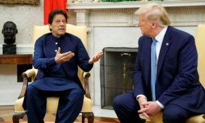 Trump Ready To Mediate The Kashmir Dispute; Says PM Modi Asked Me To Do It, India Denies