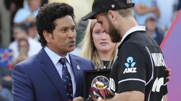 Kane Williamson declared player of ICC World Cup 2019
