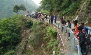 Uttarakhand: Vehicle Falls Into Gorge, Five Killed