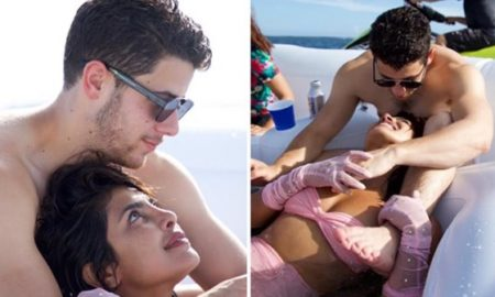 Priyanka-Nick's holiday romance is giving us major #CoupleGoals