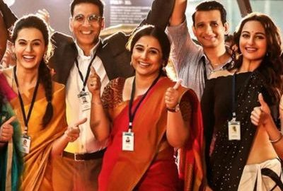 Mission Mangal 1st Day Box Office Collection: Highest For Akshay