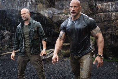 Hobbs & Shaw 3rd Day Box Office Collection In India