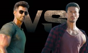 Hrithik & Tiger pit against each other as the 'War' comes closer