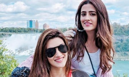 Kriti Sanon's holiday pics are nothing short of #VacationGoals