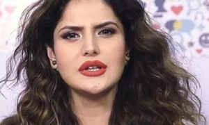 Director wanted to rehearse kissing scene with Zareen Khan: Actress talks about casting couch