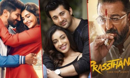 The Zoya Factor, Pal Pal Dil Ke Paas and Prassthanam Day 2 Box Office Collection