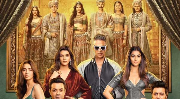 Housefull 4 Posters Release: Looks like laughter riot already