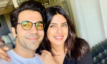 Priyanka Chopra-Rajkumar Rao to star in Netflix film The White Tiger