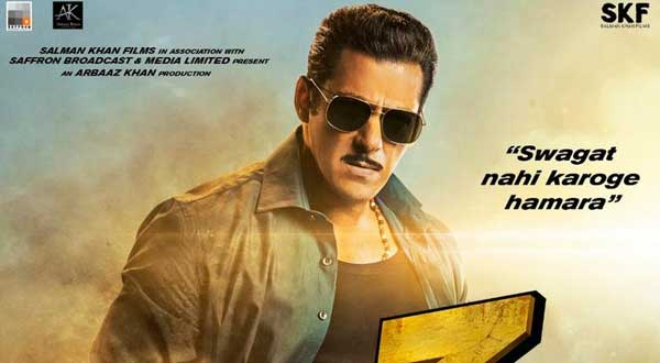 Dabangg 3: Salman Khan impresses as 'Chulbul Pandey' in the motion poster