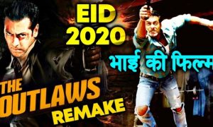 Salman Khan to remake Korean film Outlaws for Eid 2020 release