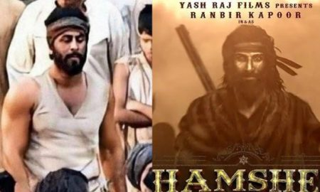 Ranbir looks unrecognizable in leaked pictures from sets of 'Shamshera'